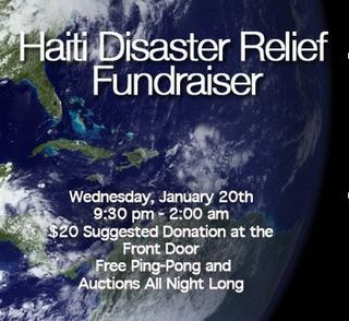 Haiti Disaster Relief